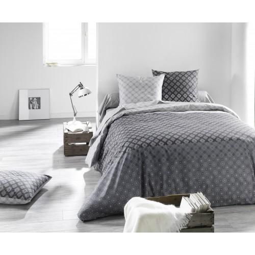 Kokvilnas gultas veļas komplekts Ginger  140x200 cm