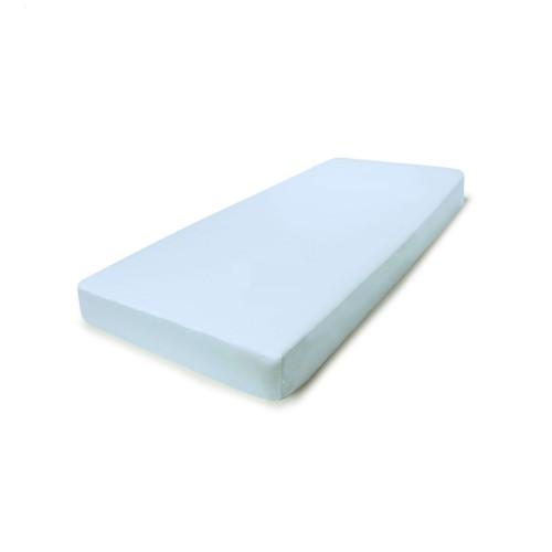Satīns palags ar gumiju Light blue