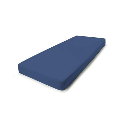 Satīns palags ar gumiju Blue