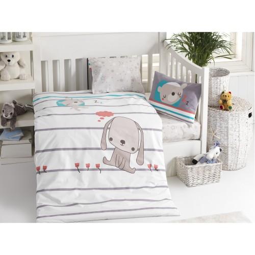 Bērnu gultas veļas komplekts  Sweet 100x140 cm