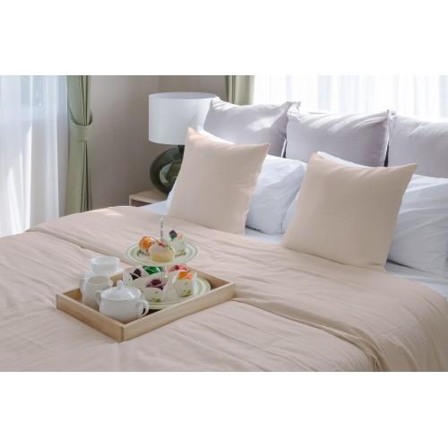 Kokvilnas gultas veļas komplekts 140x200 cm