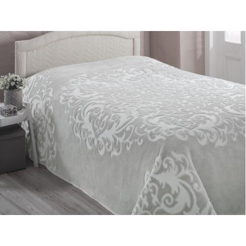 Pleds - gultas pārklājs 140x220 cm