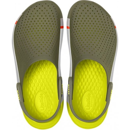 Crocs™ LiteRide Colorblock Clog