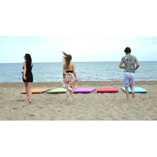 Virsmatracis - sēžammaiss Summer, 9 cm biezs