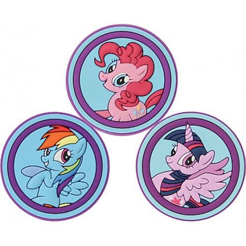 JIBBITZ My Little Pony SS-17 3 Pack
