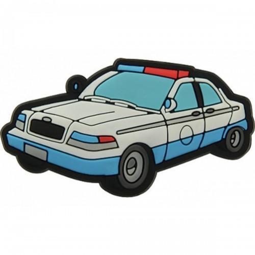 JIBBITZ Police car charm SS17