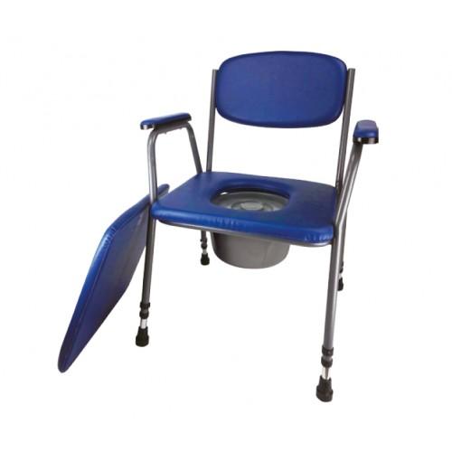 Tualetes krēsls bez riteņiem (līdz 120 kg)