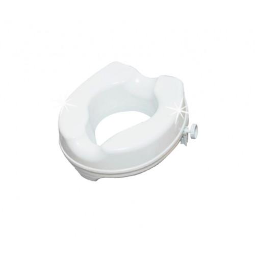 Tualetes poda paaugstinājums bez vāka 15 cm