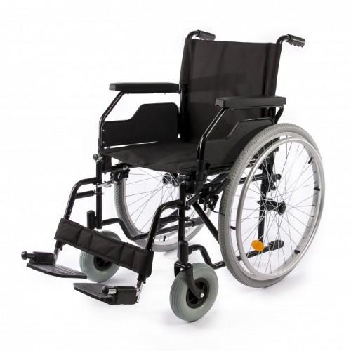 Bimanuālais riteņkrēsls ar mugurējo piedziņu