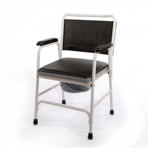 Tualetes krēsls bez riteņiem (līdz 100 kg)