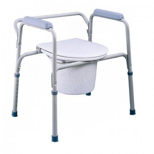 Tualetes krēsls (līdz 110 kg)