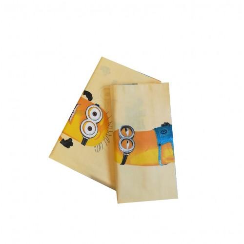 Segas pārvalka komplekts 105x140 cm